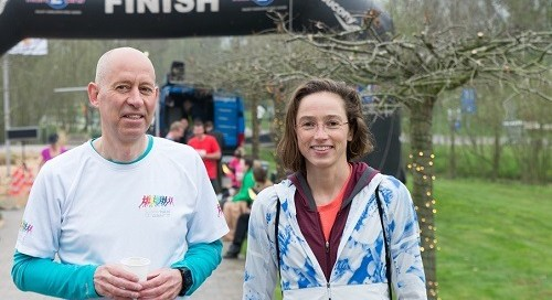 Ed Cornelissen en Andrea Deelstra