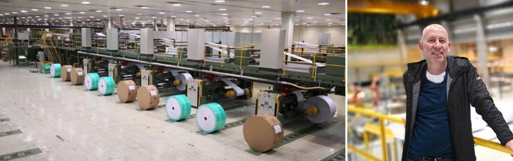 Papierfabriek en Ed Cornelissen